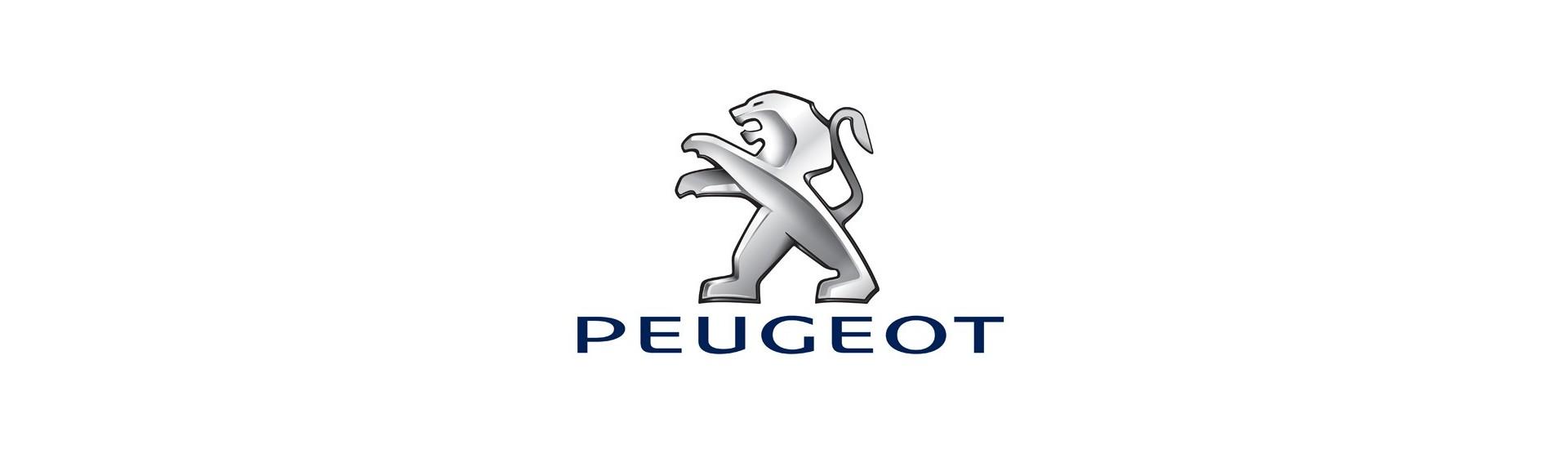 Peugeot zadné nápravy
